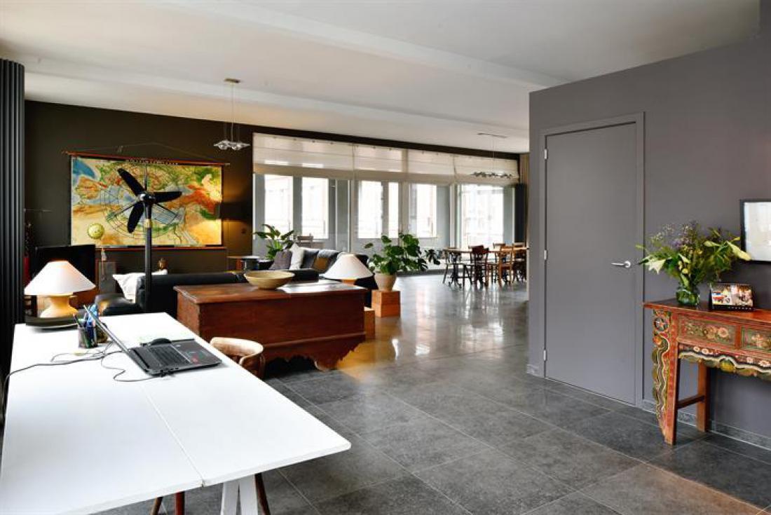 Sublieme loft met royaal terras