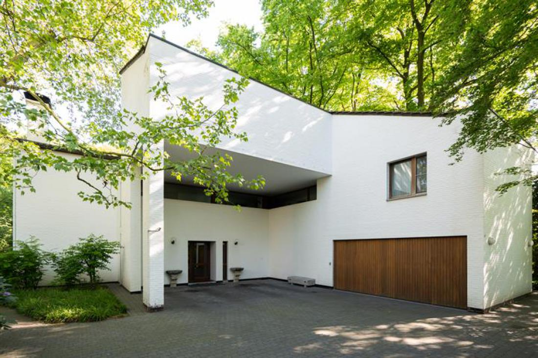 Uniek gebouw van Léon Stynen