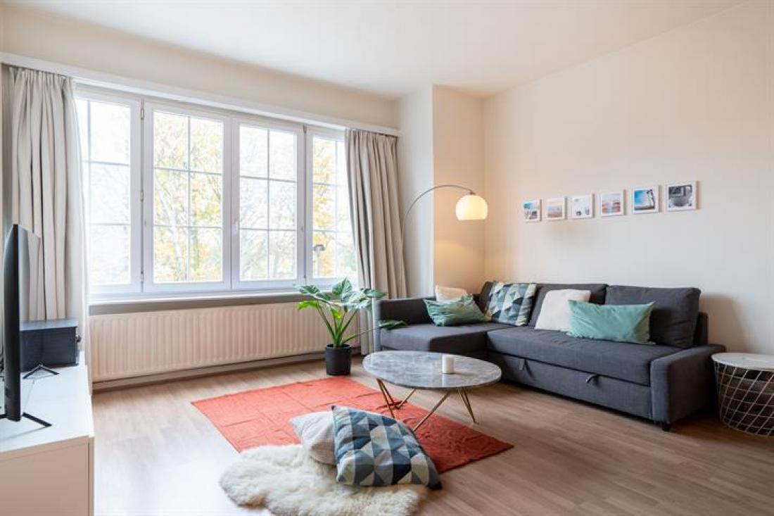 Sfeervol appartement in stijlvolle buurt