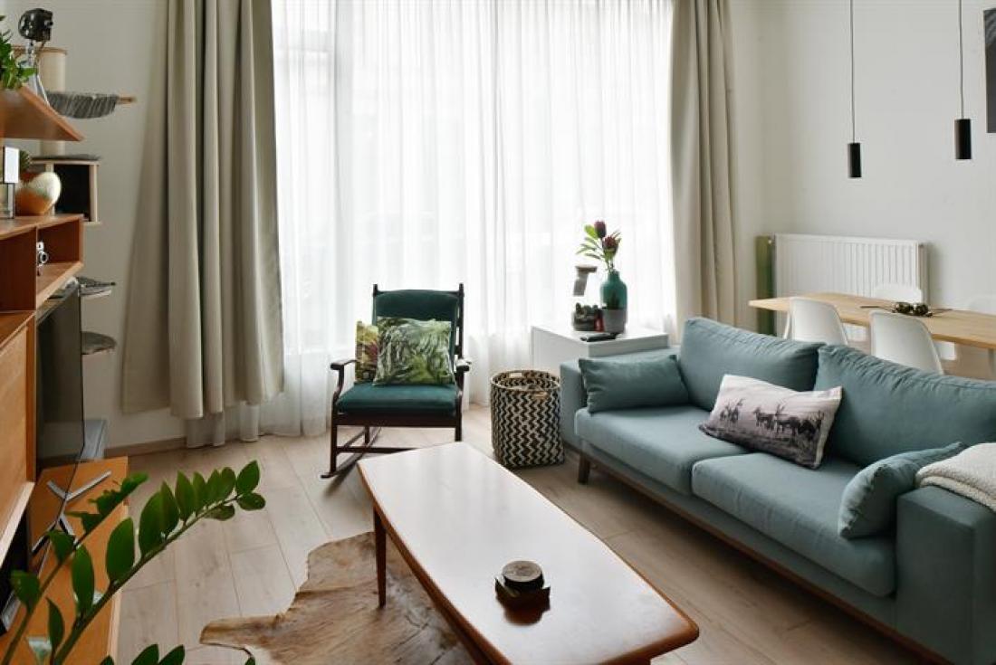 Cosy gelijkvloers appartement