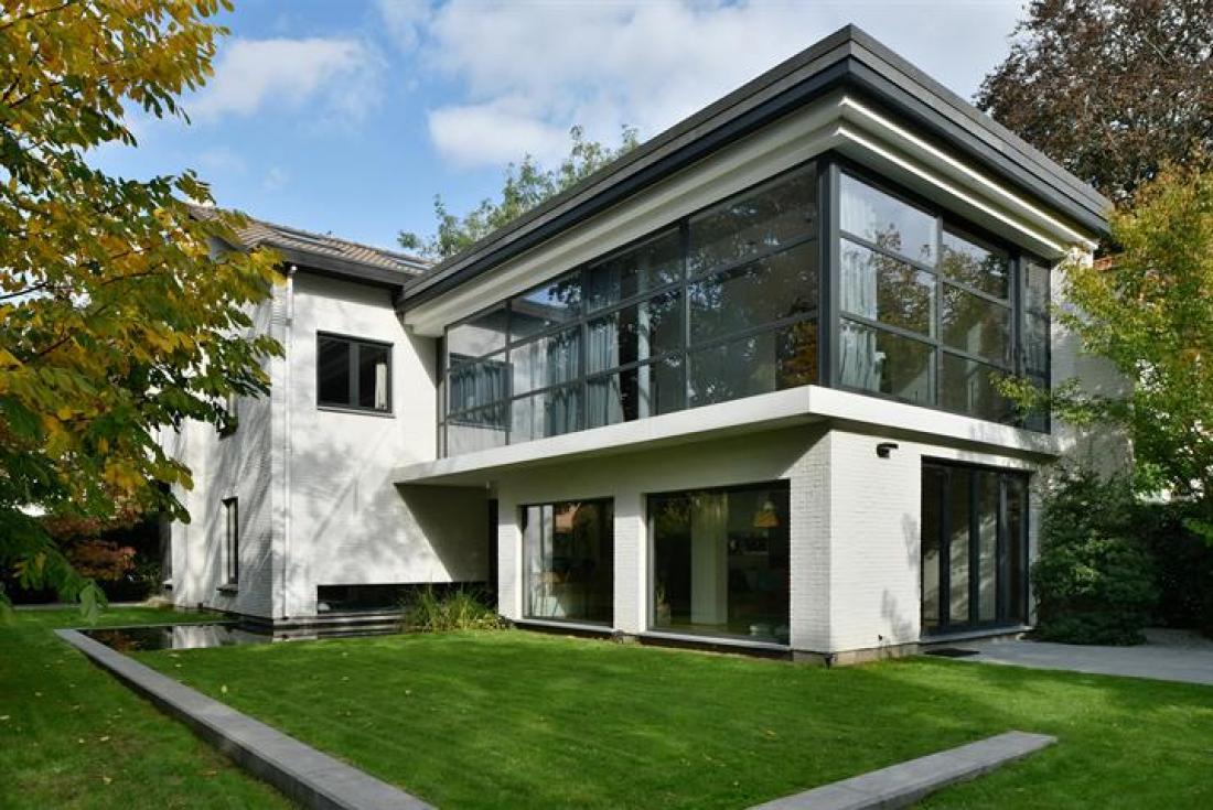 Design woning by Arjaan De Feyter