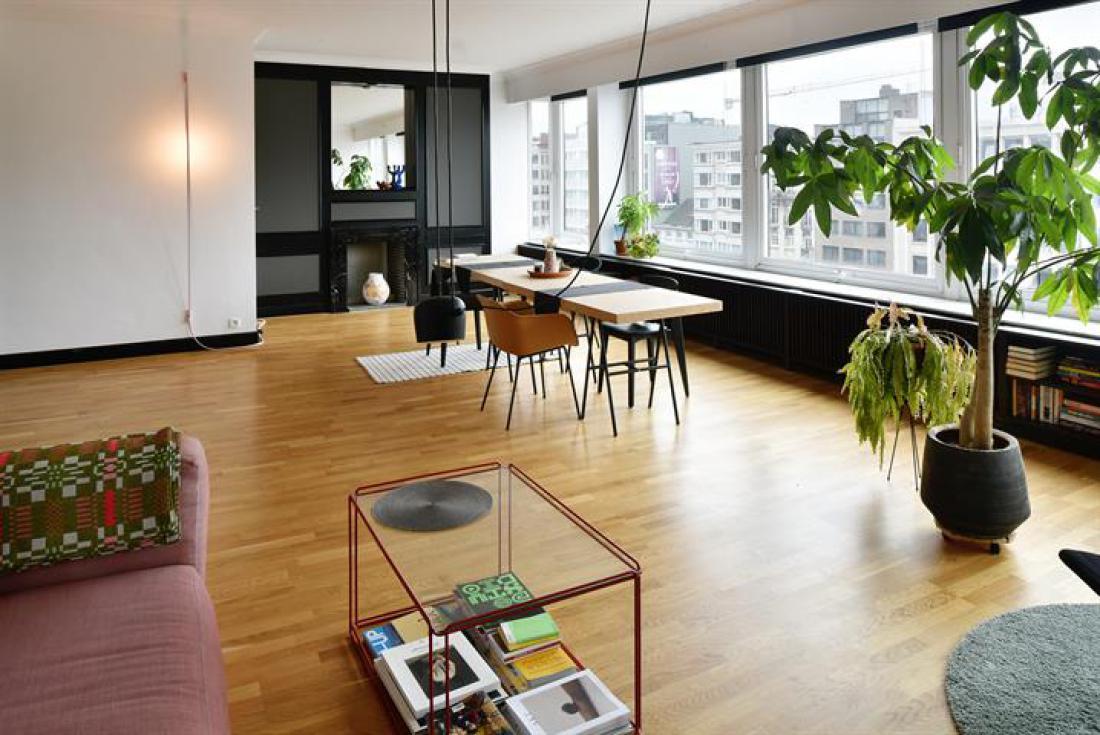 Hoogstaand Belgische architectuur van Renaat Braem