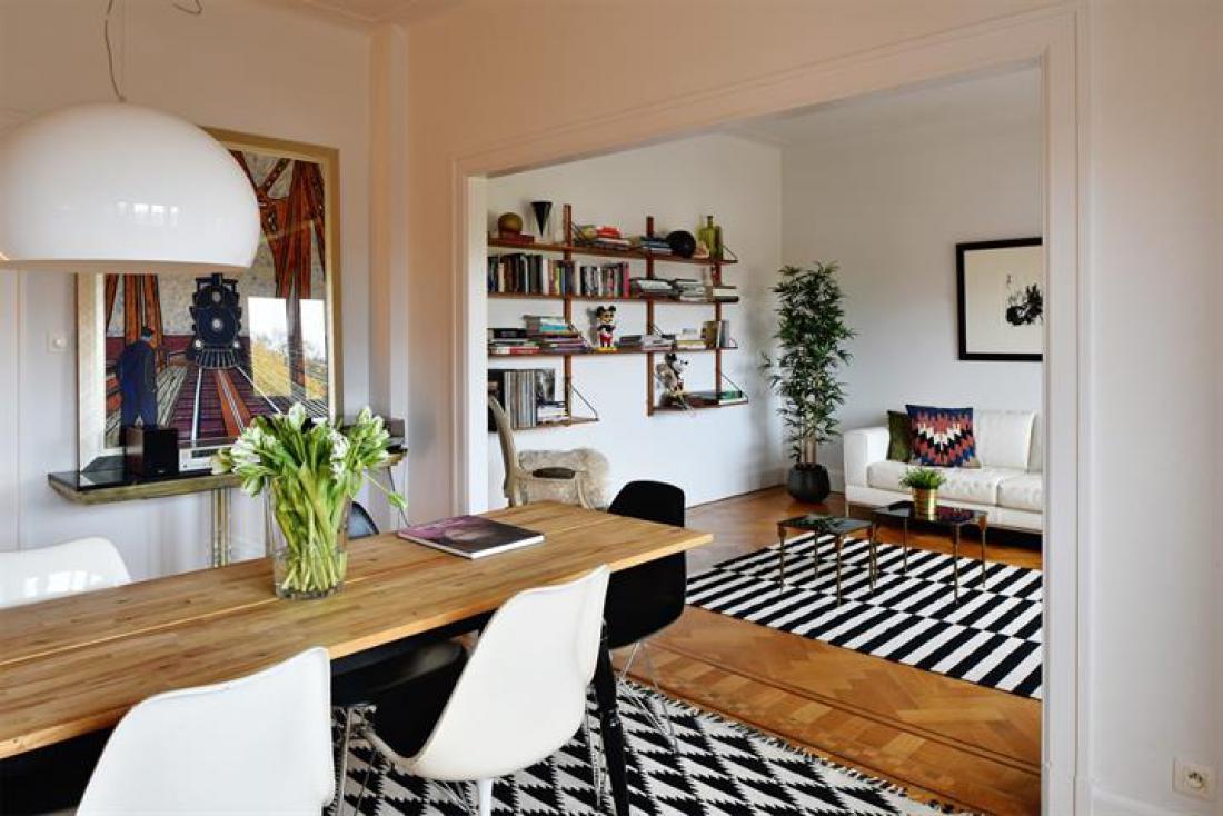 Top art-deco appartement