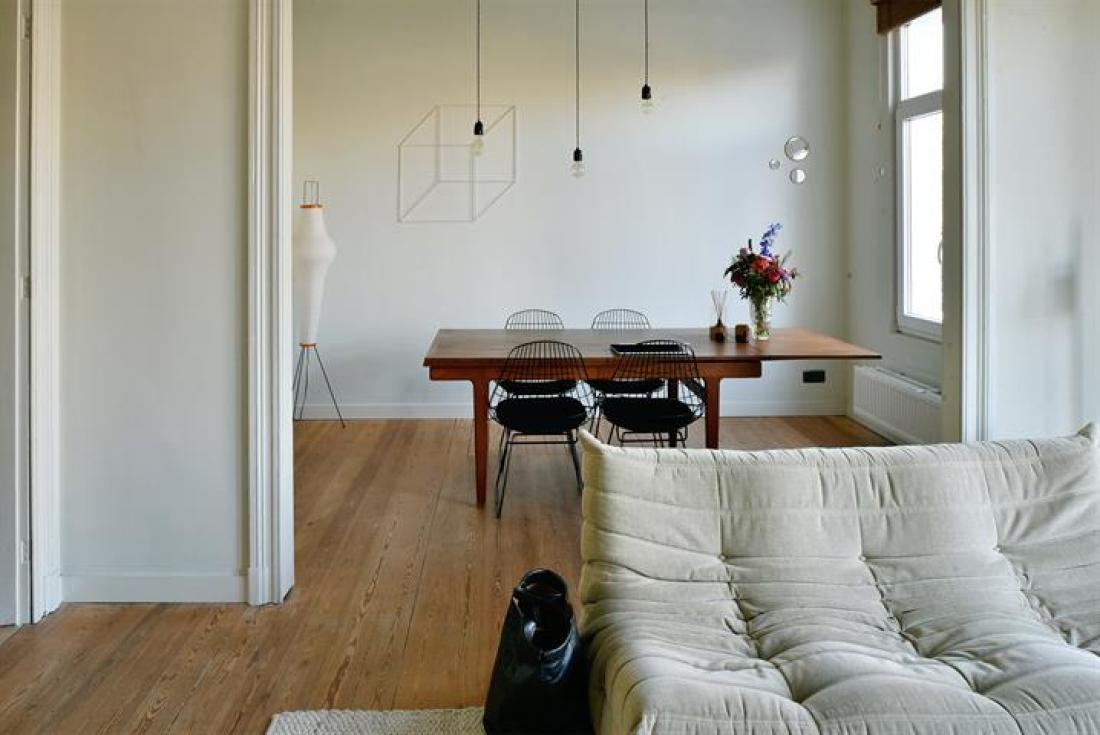 Smaakvol appartement in beaux-artsstijl