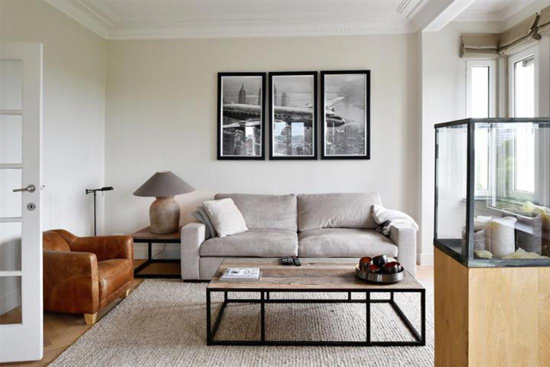 Stijlvolle art deco penthouse