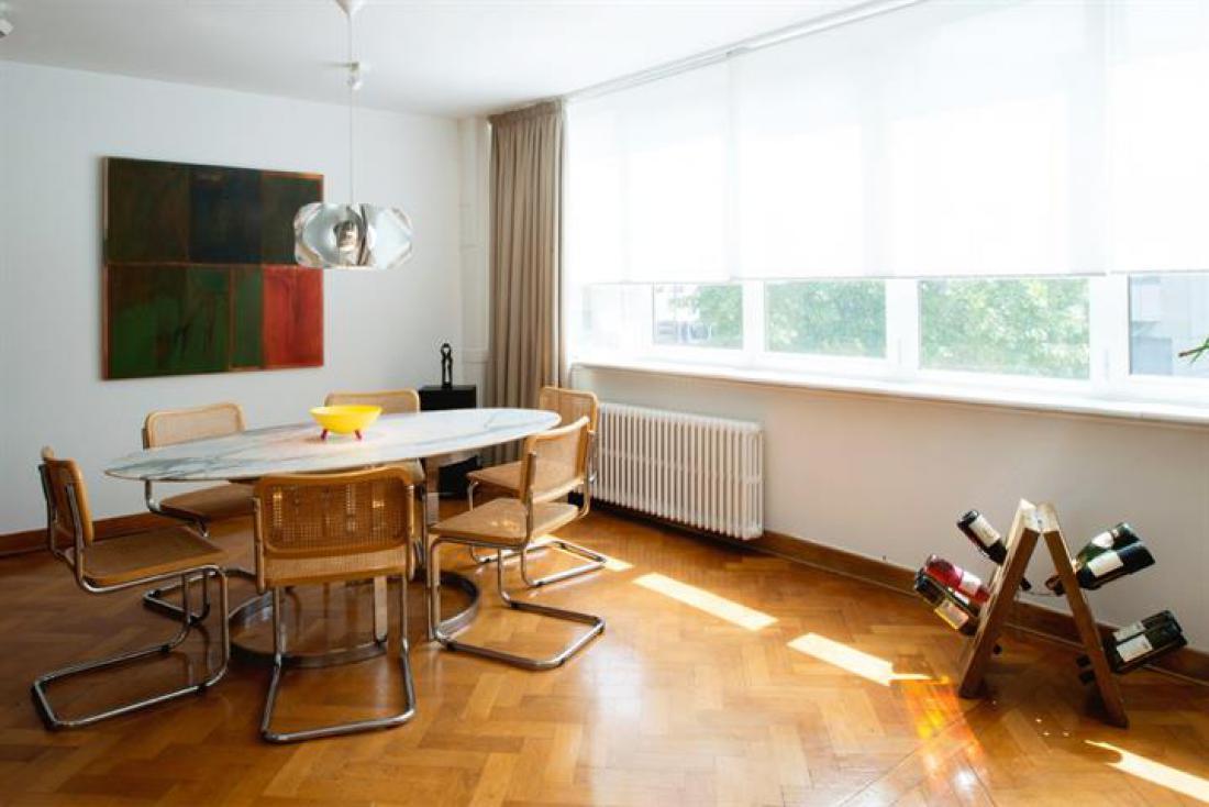 Interbellum woning + kantoor + tuin