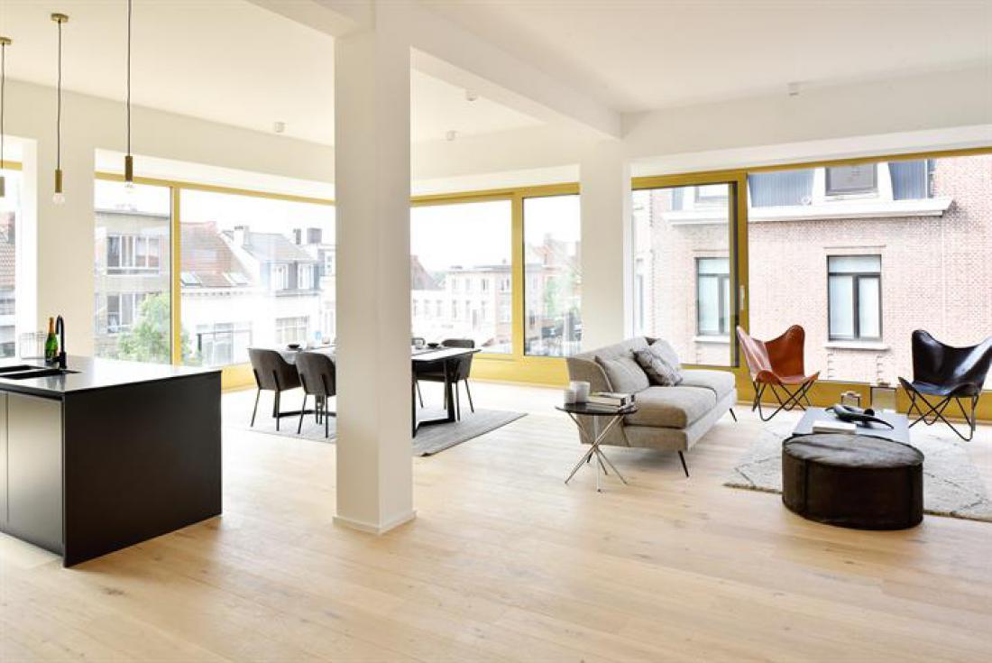 Hyperuitgerust appartement van Stynen & Gorlé