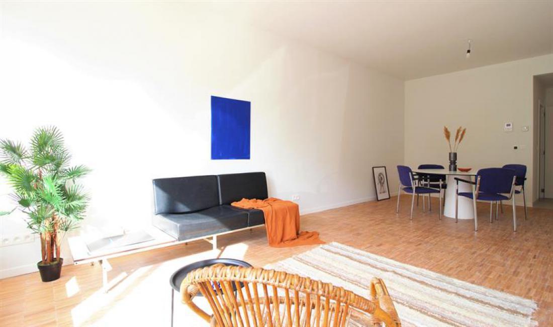 Top gerenoveerd appartement met tuin