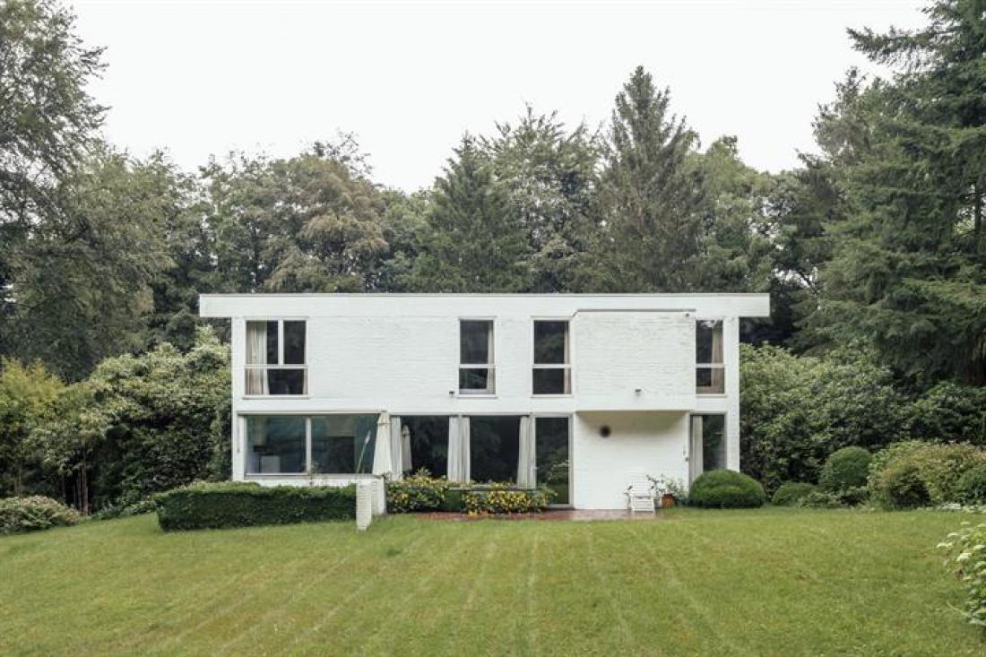 Sixties villa van Marc Dessauvage