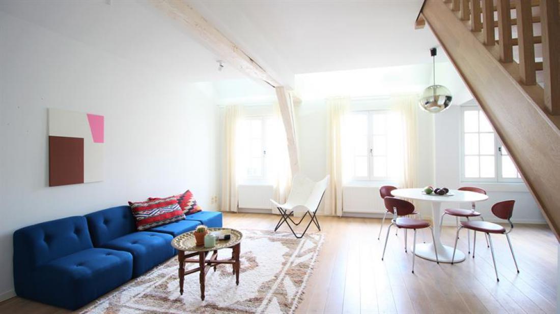 Elegante duplex met heerlijk zonneterras