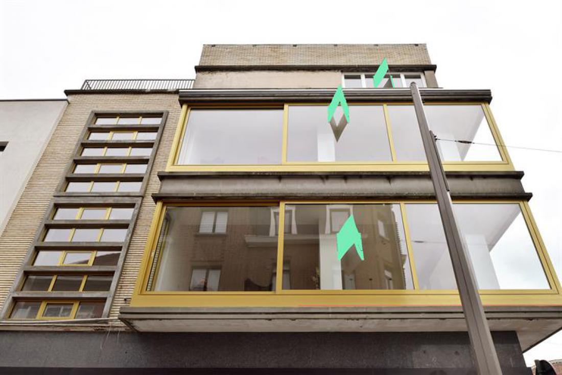 Appartementsgebouw van Léon Stynen & Victor Gorlé