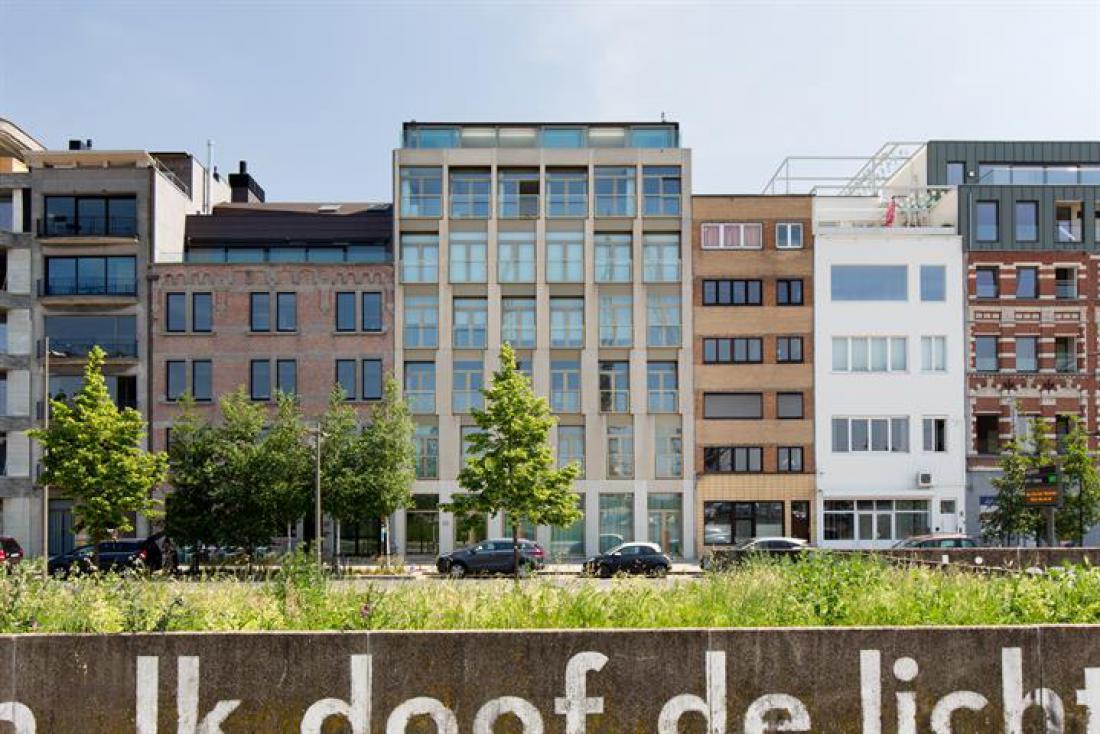 Exclusieve penthouse met Schelde view