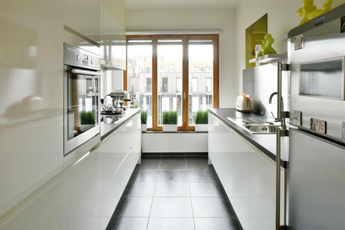 Modern appartement in Cadixwijk