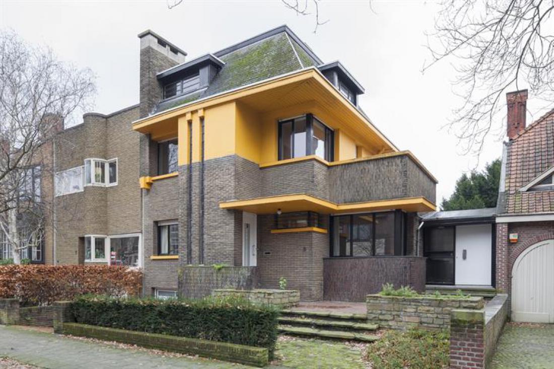 Woning van arch. Gustaaf Van Meel