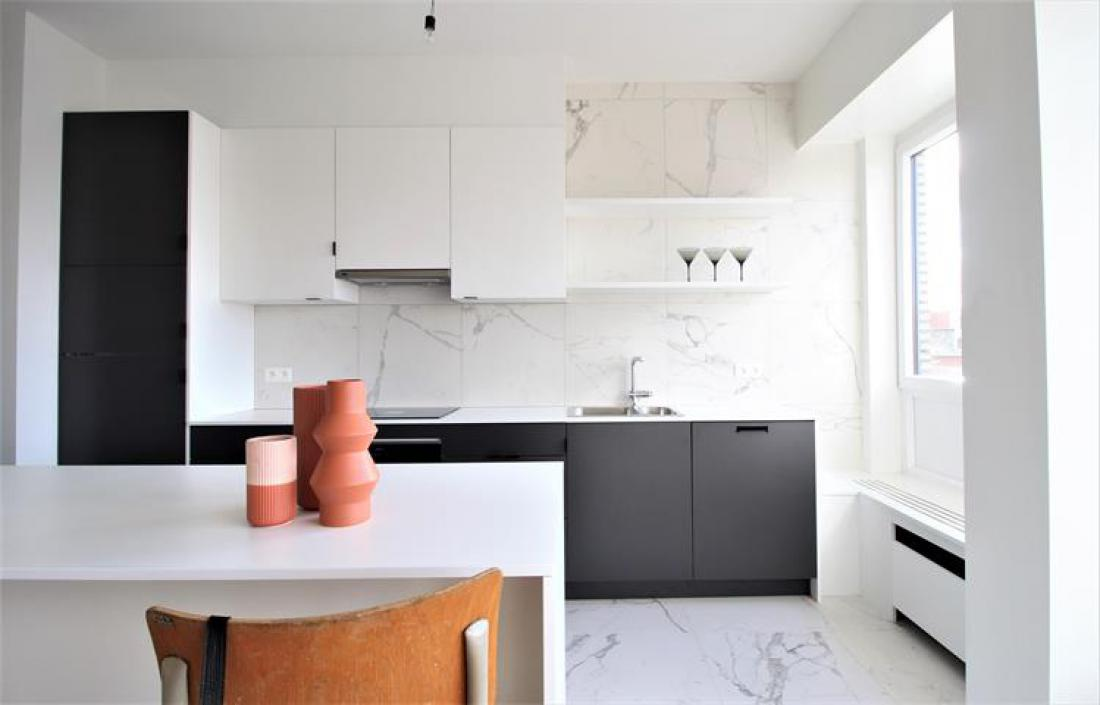 Stijlvol en lichtrijk appartement