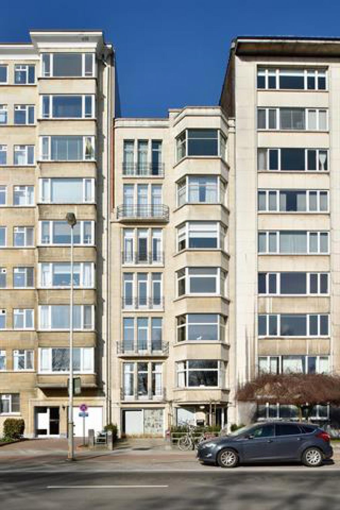 Parijs appartement in vroege art-decostijl