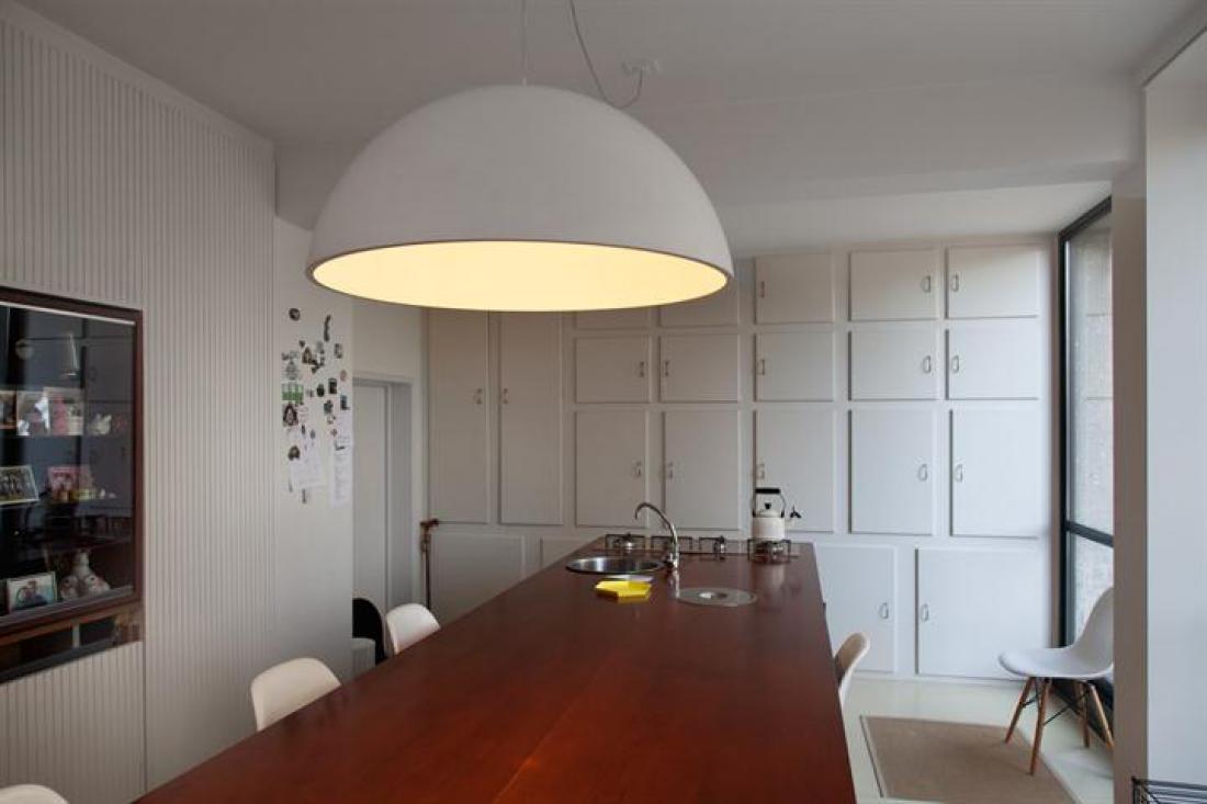 Modernistische architectenwoning