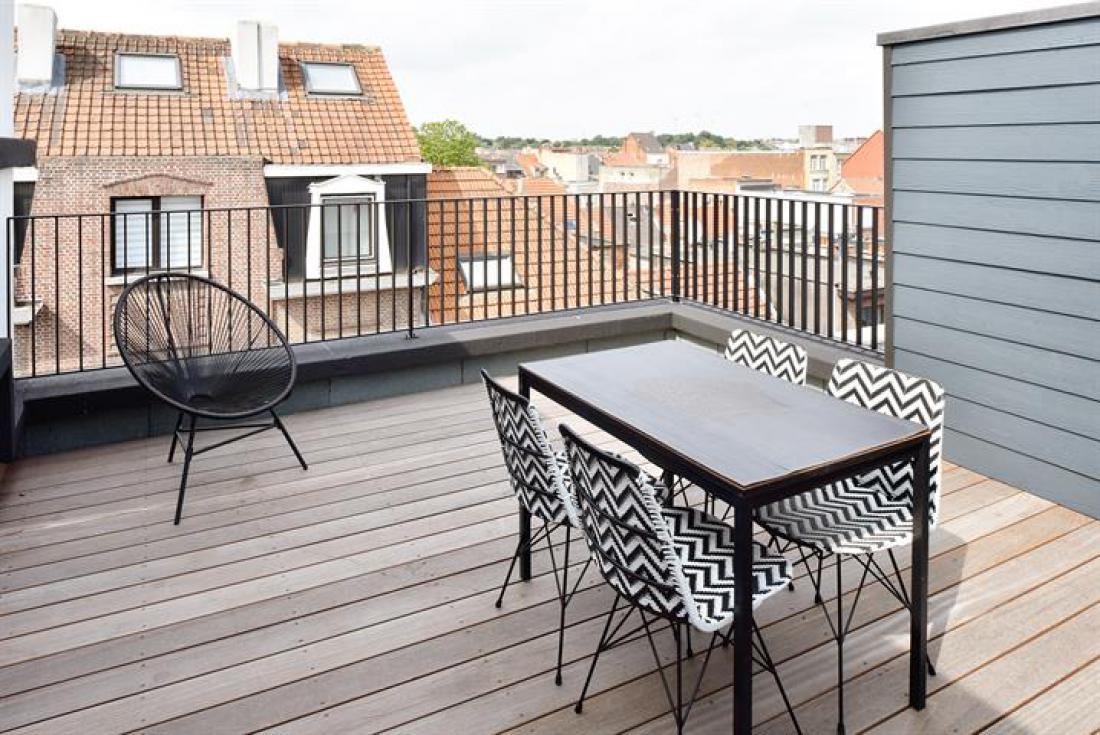 Prachtig penthouse met dakterras