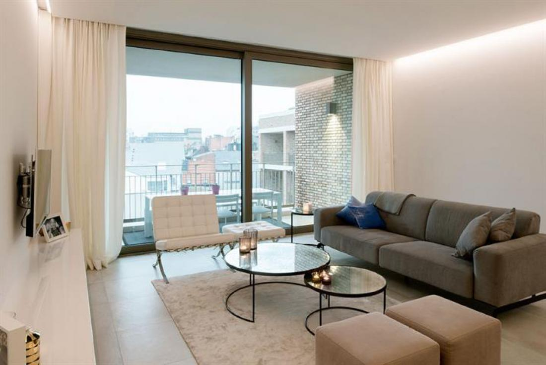 Penthouse in nieuwbouwproject