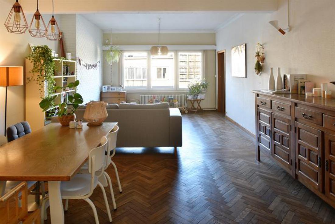 Charmant appartement in Tentoonstellingswijk