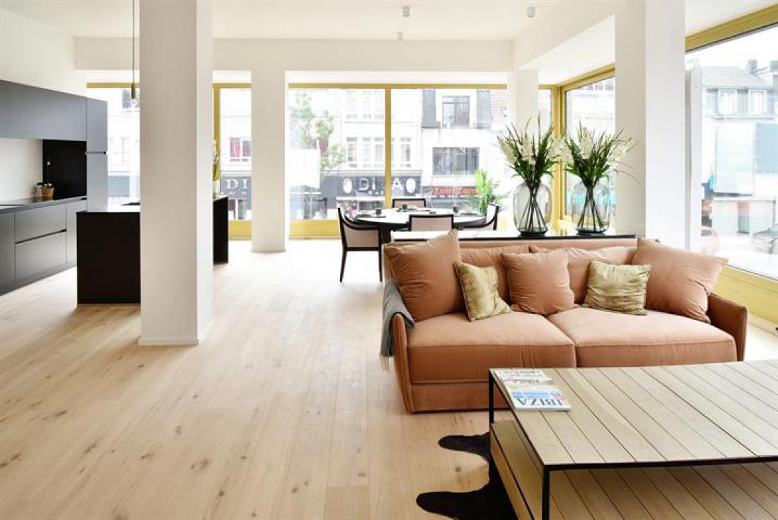 Eersteklas appartement van Léon Stynen & Victor Gorlé