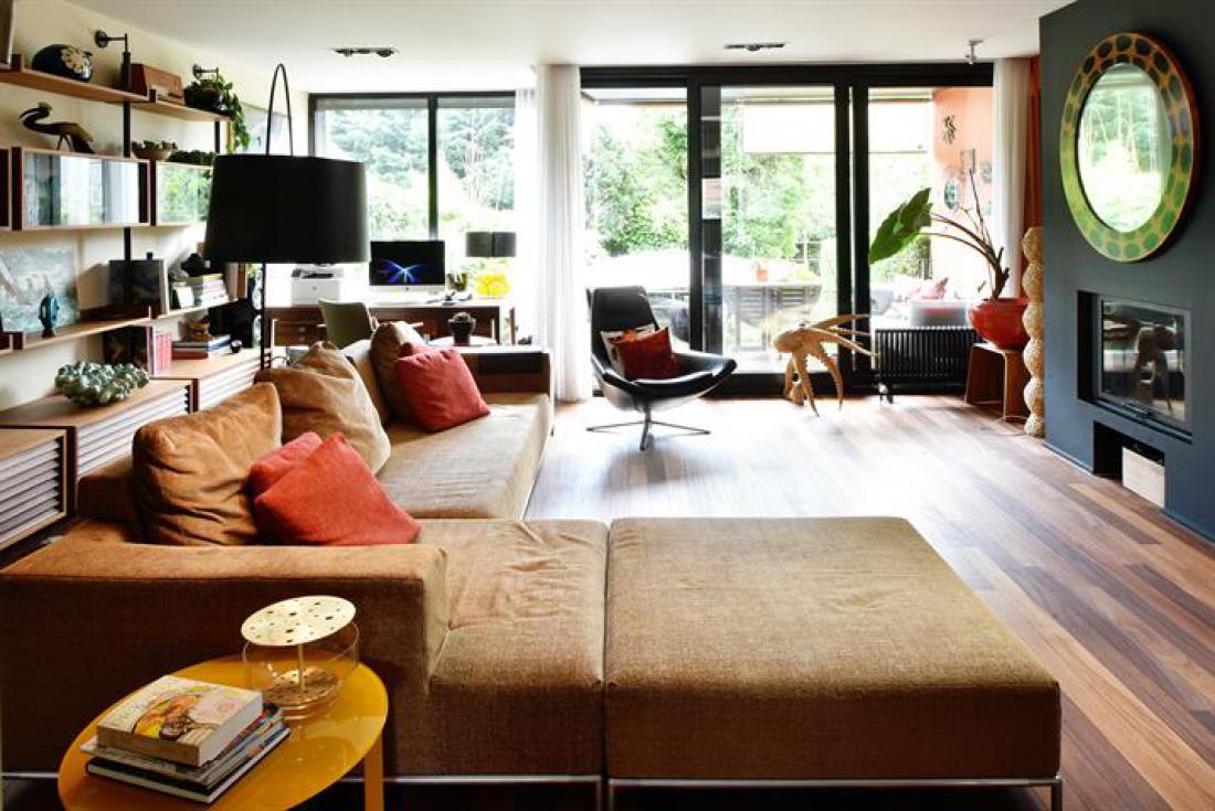 Ruime woning met tuin en garage
