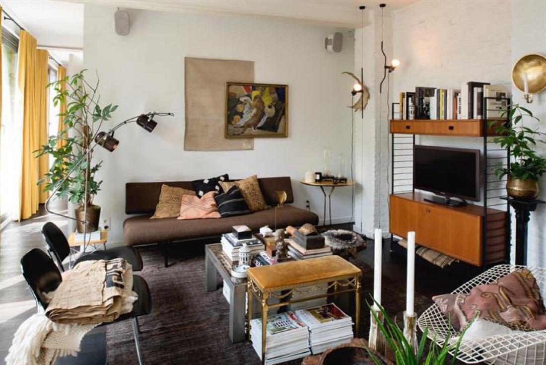 Sublieme penthouse met terras