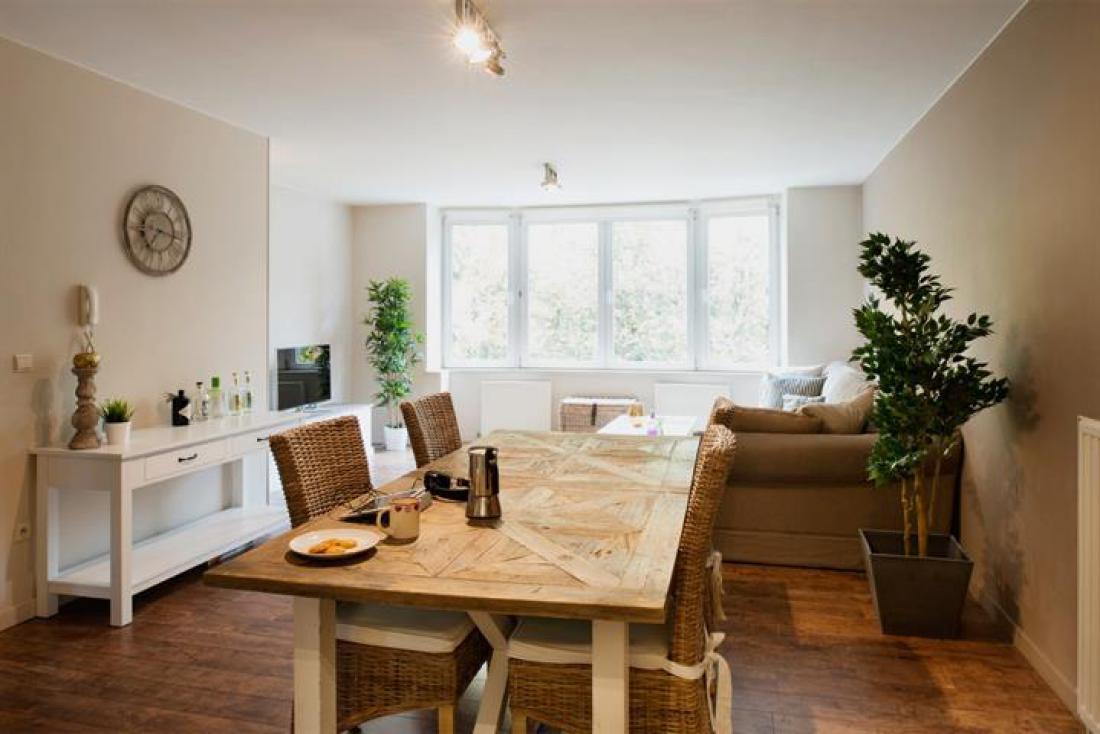 Cosy en modern appartement
