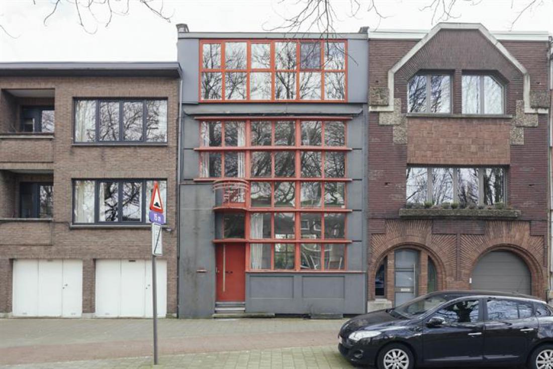 Atelierwoning van E.Van Steenbergen