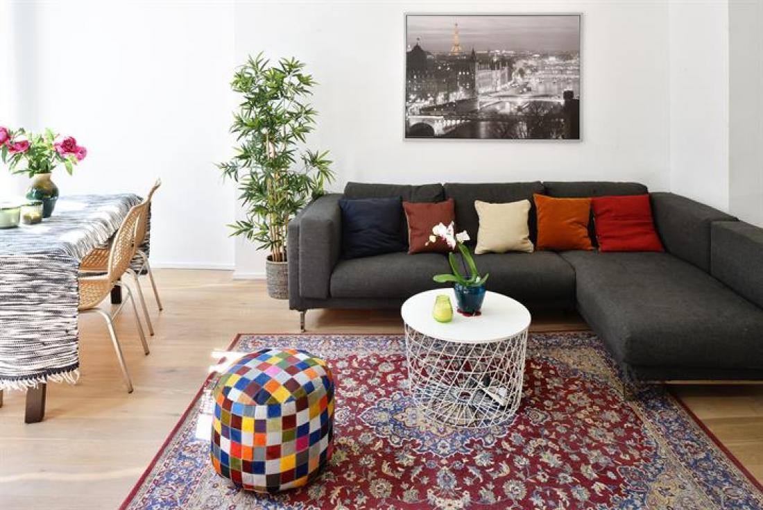 Knap gerenoveerd appartement