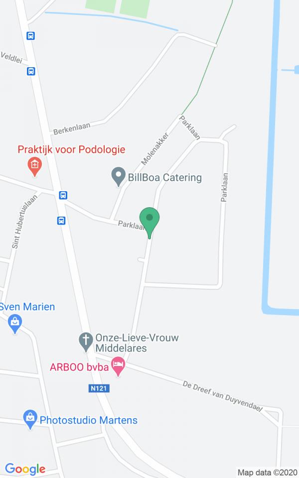 Uber gezellige villa in de suburbs