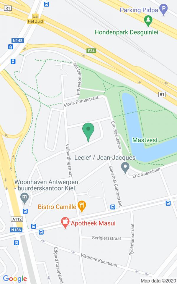 Fiftieswoning in Expowijk
