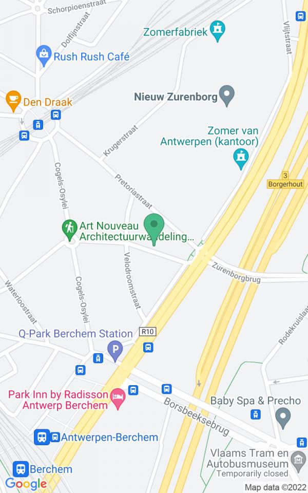 Zurenborg - Luxe herenwoning