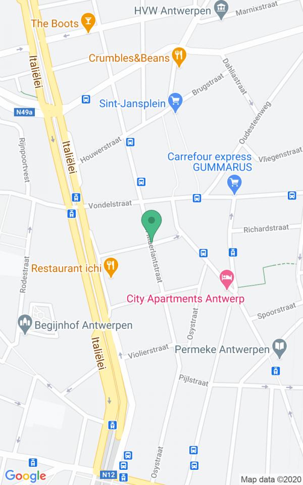 Uniek appartement met gezellig stadstuintje