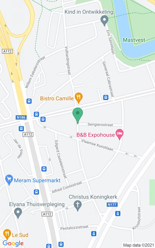 Ruime duplex met tuin in Expowijk