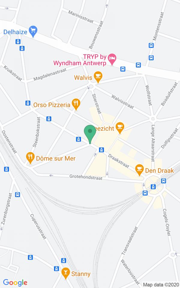 Mooie burgerwoning in Zurenborg