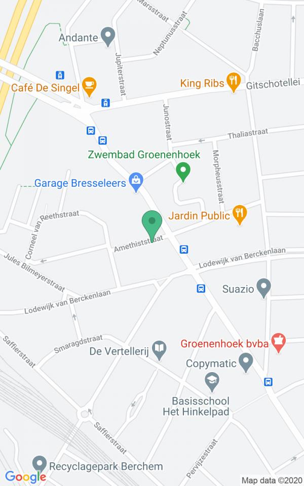 Artistieke woning in de Groenenhoek met stadstuin
