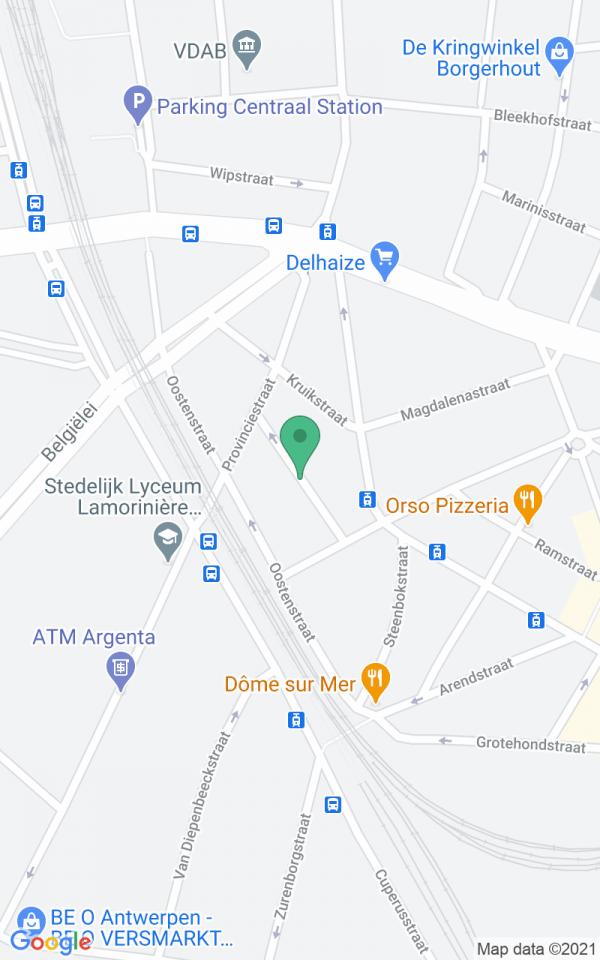 Zurenborg: moderne gezinswoning met tuin en garage