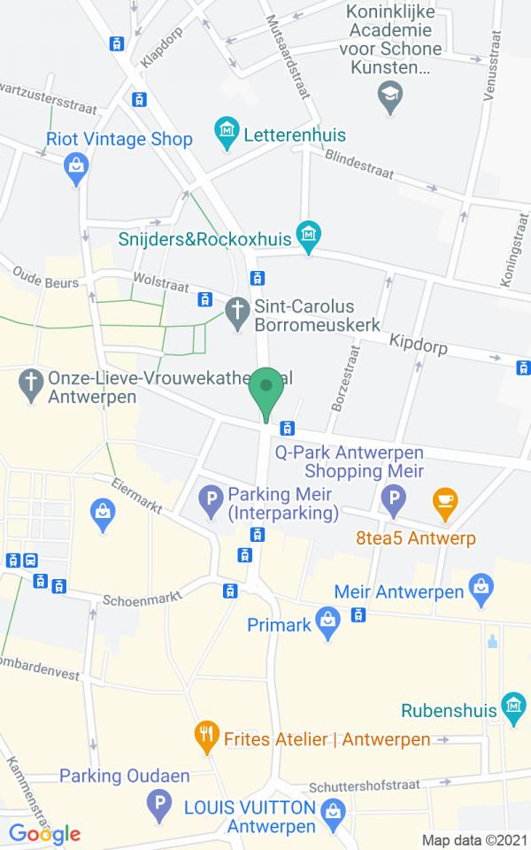Parijse flair op Antwerpse hotspot