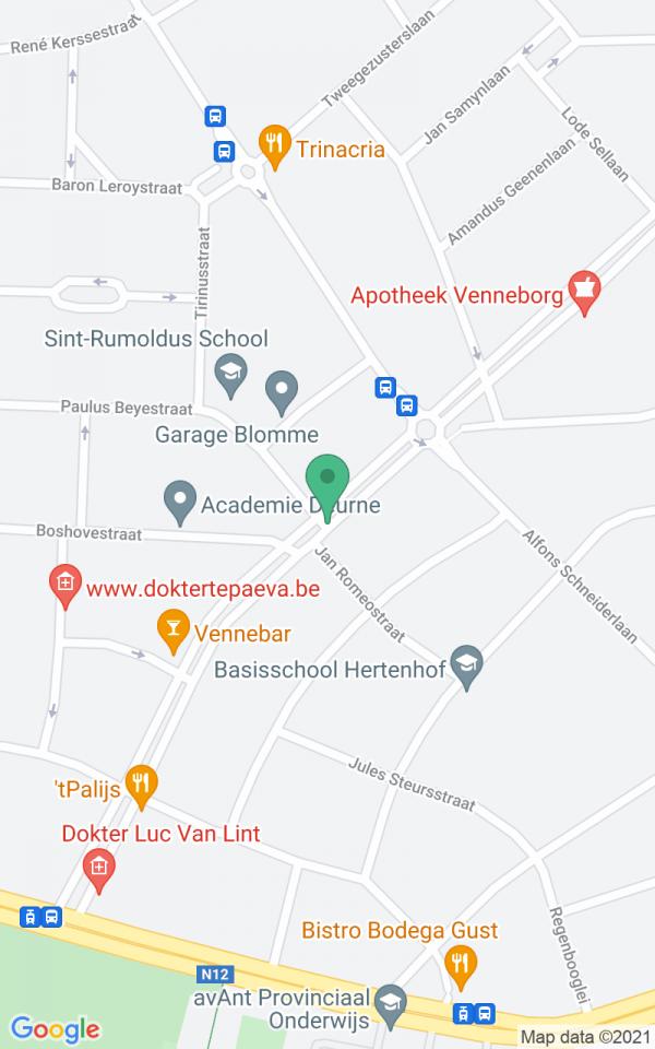 Strak en sober art deco in de Venneborglaan
