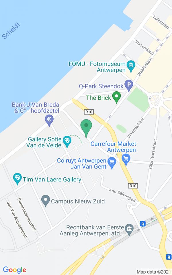 Luxueus app met panoramisch Scheldezicht incl. garagebox*